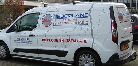 Contact met ABS Nederland